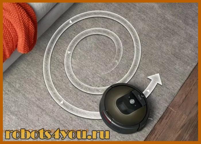 робот пылесос roomba 980